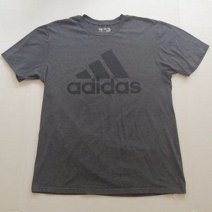 Classic Adidas graphic spellout tee